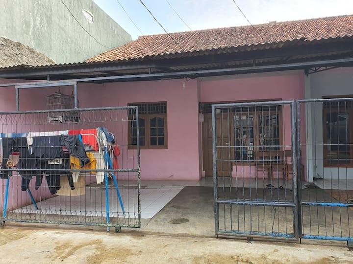 Rumah kampung di serpong