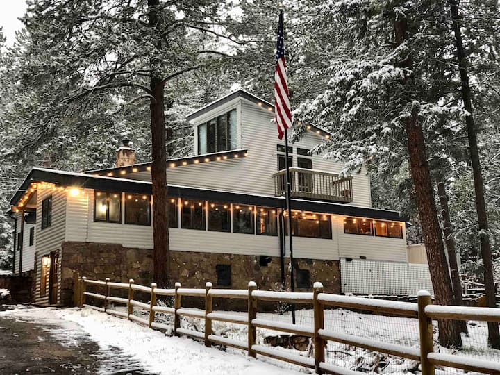 Green haven Mountain Chalet Evergreen, CO