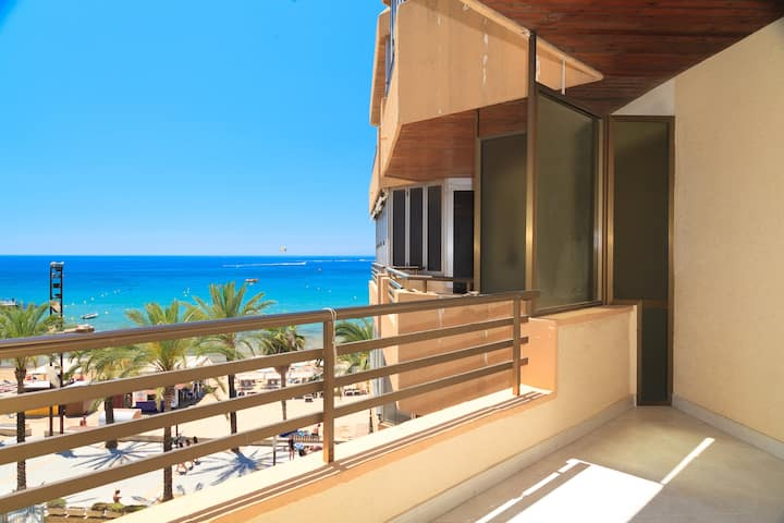 BEACH FRONT APARTMENT IN SALOU - S206-079 CAPOTE