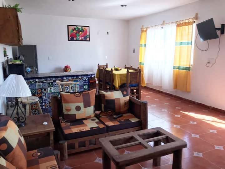 Casa San Rafael, Valle de Santiago, Gto.