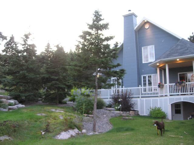 Maison de campagne - Saguenay - House