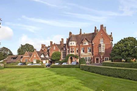 Stunning Victorian Manor House - private room - Burnham - 独立屋