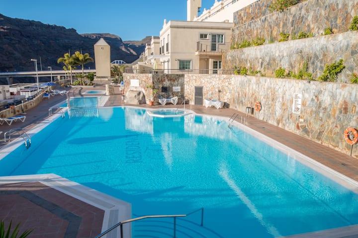 Duplex Puerto Rico terrace pool 6P by Lightbooking