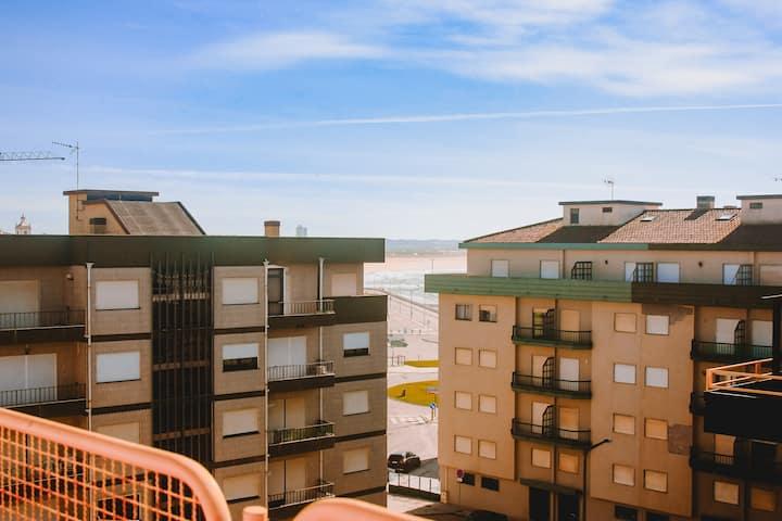 Apartamento inteiro T2