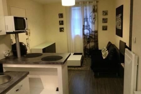 Beau studio dans le centre ville - Apartment