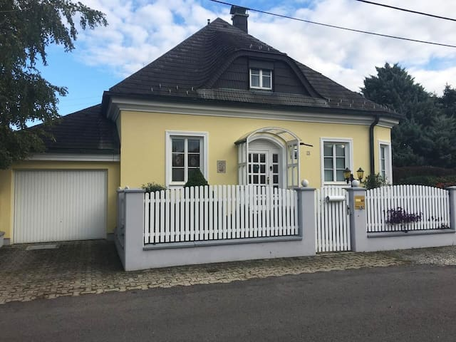 Haus in idyllischer Lage