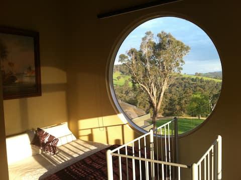 Sutherland Estate - stunning Yarra Valley vineyard