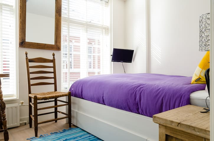 Cosy double room, central location - Utrecht - Casa