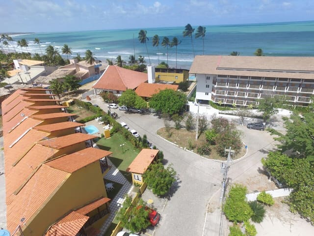 Best location in Porto de Galinhas, house 1 - Porto de Galinhas - Apartment