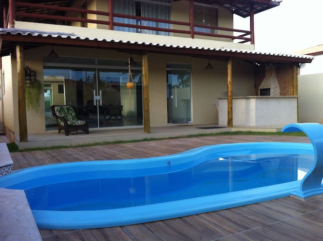 Casa de Praia - Beautiful Beach House - Itacimirim - Camaçari - บ้าน