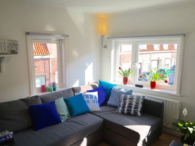 Cosy appartment near city centre - Tilburg - Apartamento