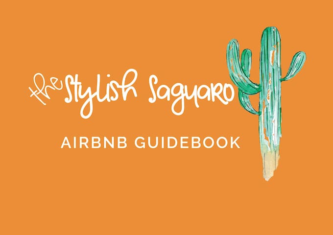 the Stylish Saguaro Guidebook