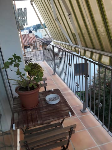 Apartment - 4 km from the beach - Arenys de Munt - Flat