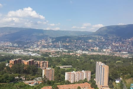 AMAZING VIEW, PEACEFUL AND COZY ! - Medellín