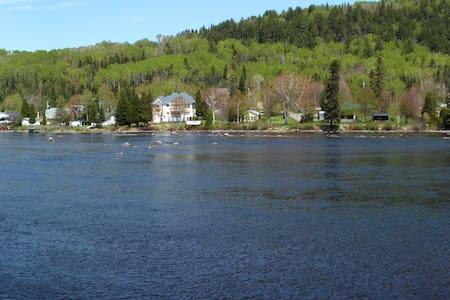 Paisible repos - Saguenay - Casa