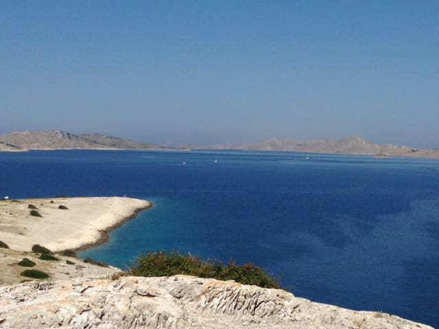 Kornati National Park-89 unforgettable islands,islets and reefs
