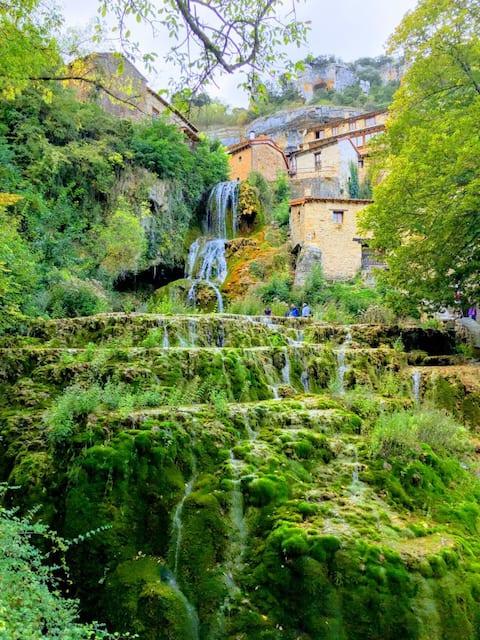 La Milana, Orbaneja del Castillo