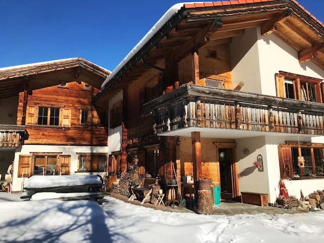 Nice and cozy appartment close by Davos