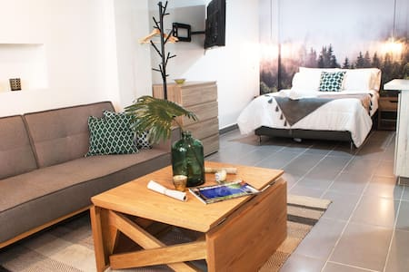 Espectacular apartaestudio en Sabaneta! apto 201 - Sabaneta - Társasház