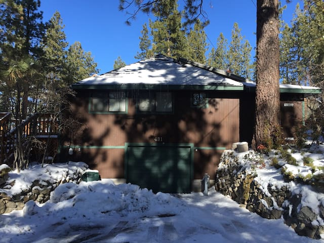 S Lake Tahoe Gem - Private Beach Access Steps Away - Zephyr Cove-Round Hill Village - Talo