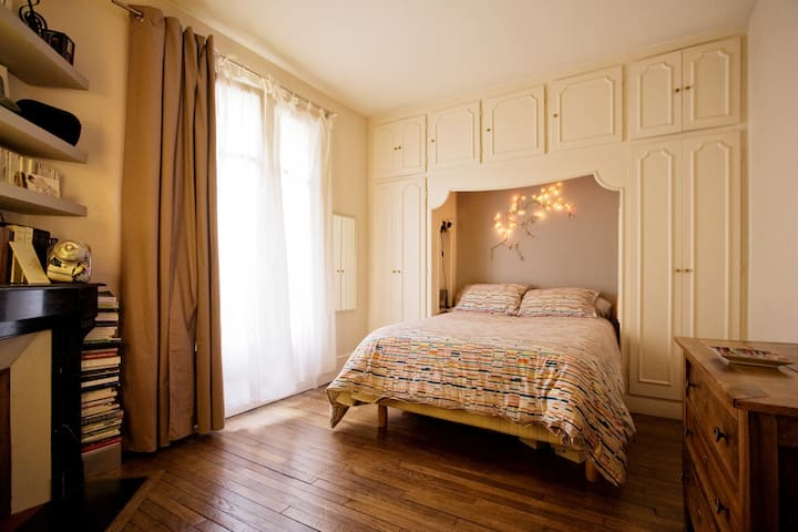 Charming flat in Montmartre - Paris - Apartemen