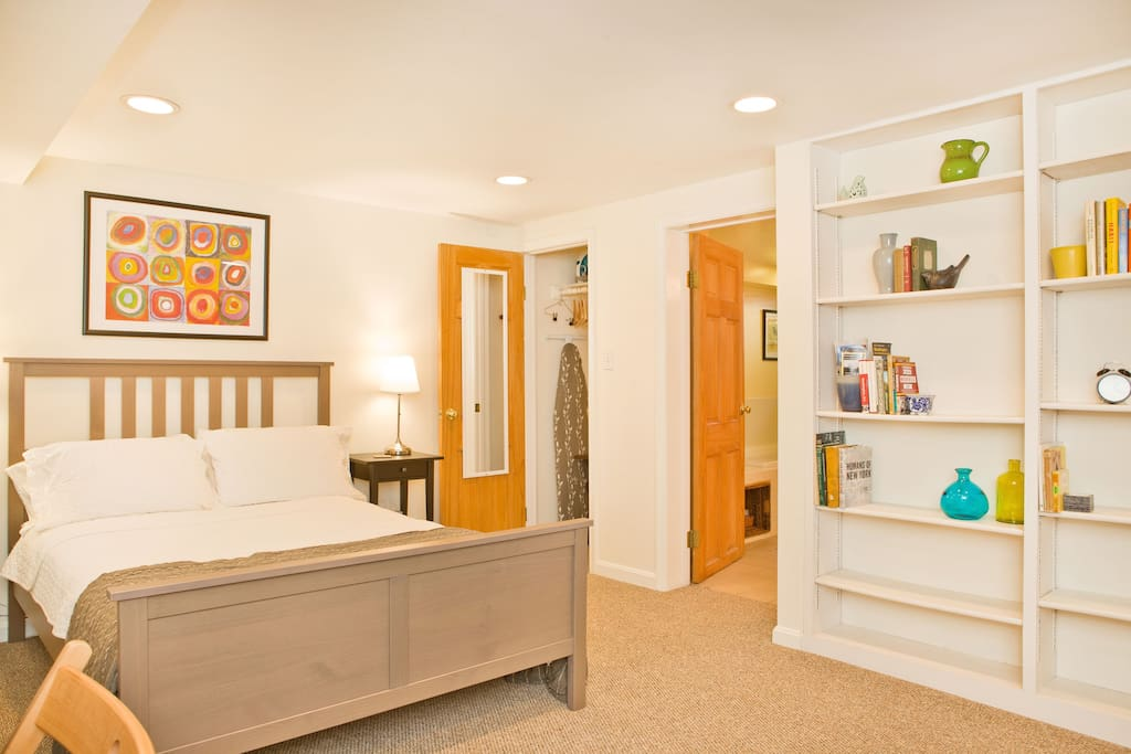 Deluxe Guest Suite in Central Takoma Park near Washington, DC