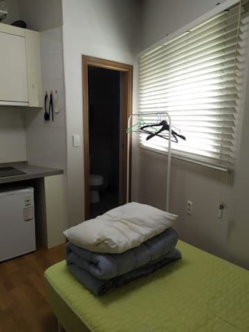 Amazing Apartament in Eunpyeong-gu 302
