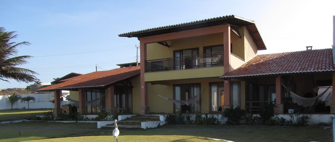 Large beach house near Fortaleza - Beberibe - Casa