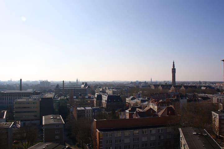 Chambre privée - Centre ville Lille - Lille - Flat