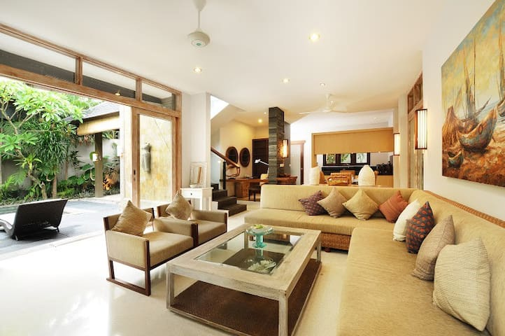 Private&Safe Villa Echo Beach area - Bali - Villa