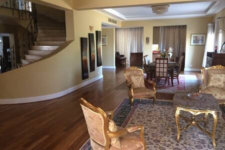 Luxury Villa in secured gated community