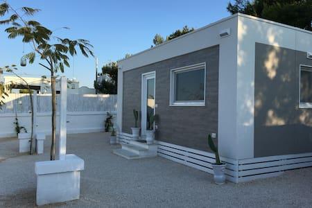 Casa con giardino a due passi dal mare - Fasano - Casa