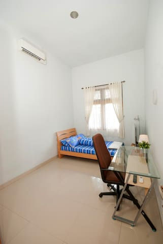 Bedroom 2 With Aircon & TV