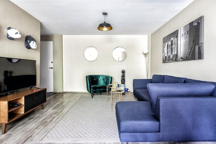 Luxury Cozy Apartment in Condesa - Near to Reforma
