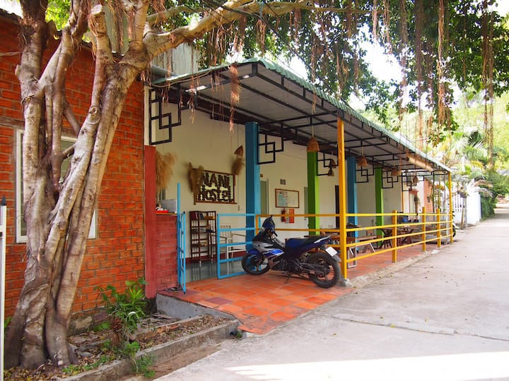 Phu Quoc Central [Nani House]#R3