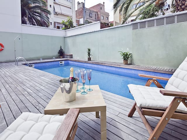 Gracia Penthouse with pool III