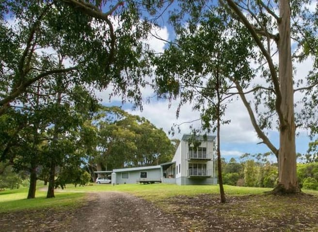 Grand Design on secluded 10 acres - Arthurs Seat