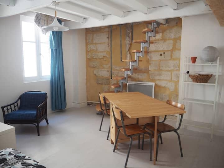 Intramuros : Appartement avec terrasse