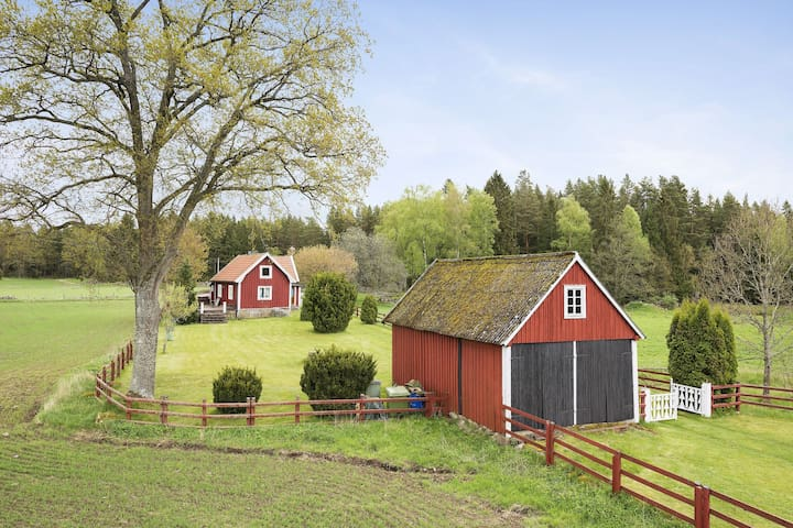 Idyllic house in the countryside - Kalmar