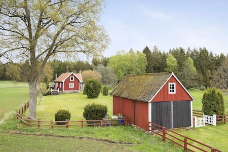 Idyllic house in the countryside - Kalmar - Ev