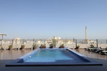 Central Location - Salmiya - Kuwait - Apartment