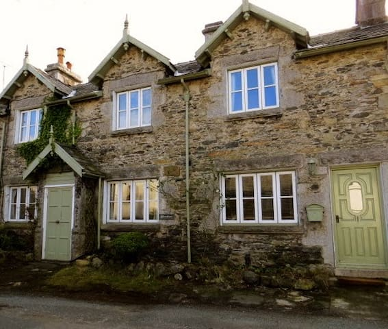 Beautiful Lakes Cottage - sleeps 6 - Newton in Cartmel - Dom