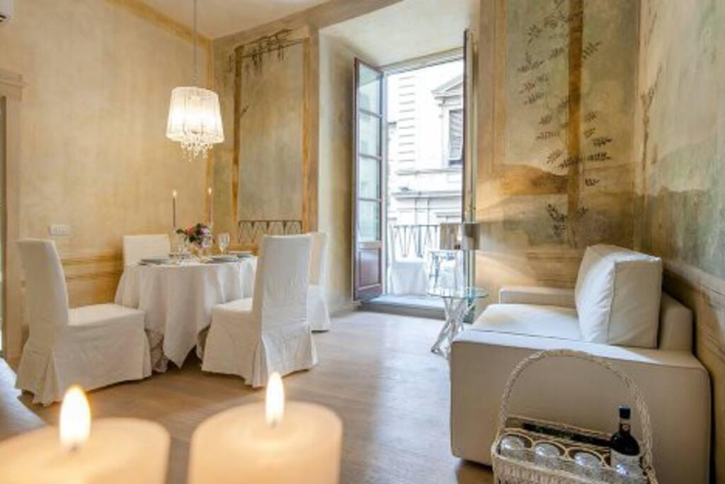 Affitto Appartamento Toscana