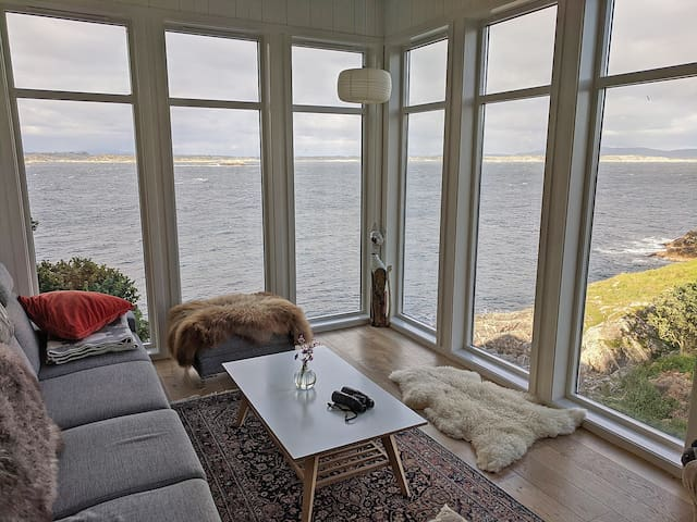 Appartment with a spectacular view