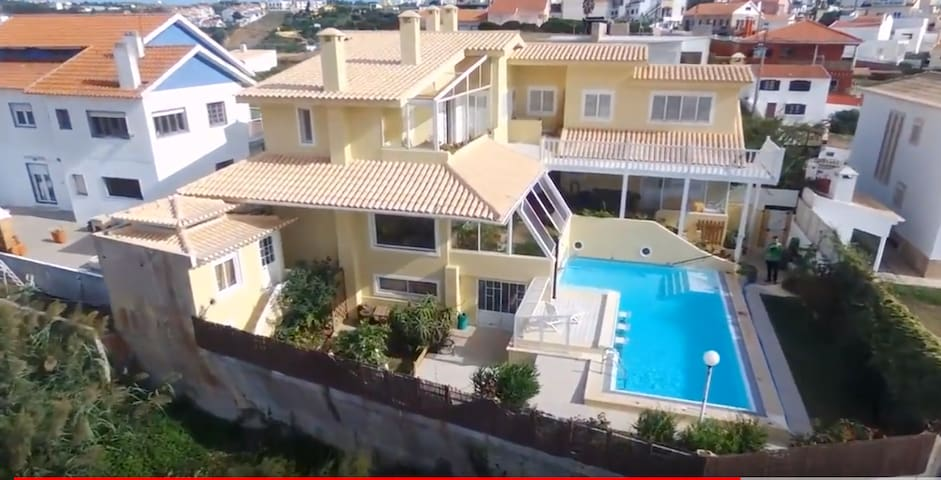 Sea House with pool
