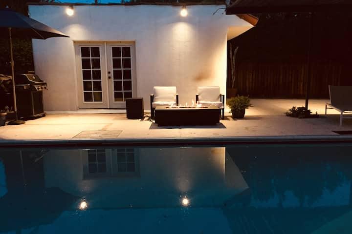 Come Relax + Enjoy this Beautiful Pasadena Home