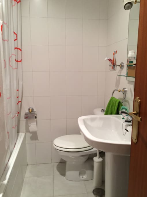 Baño/Toilet