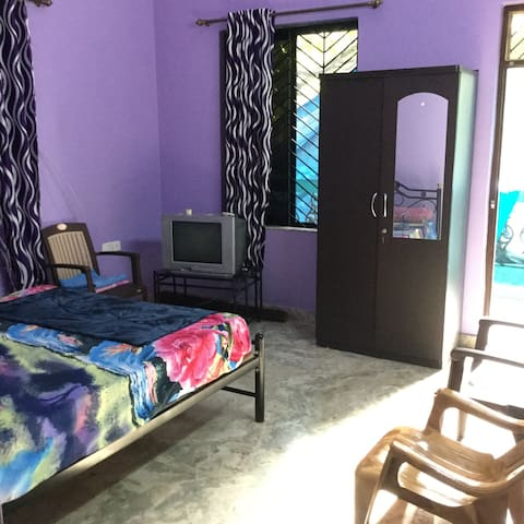 Colva Budget Room For Rent - Colva - Hus