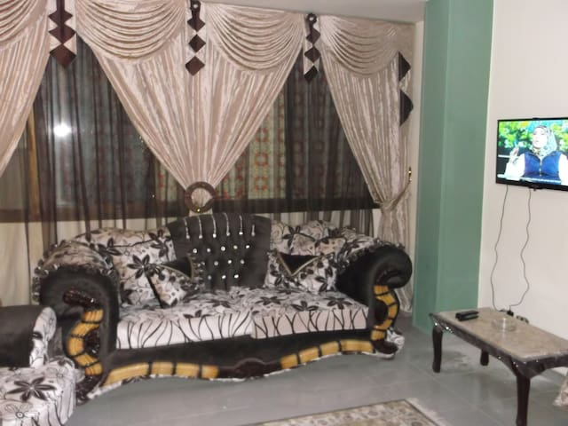 furnished flat   - Cairo - Apartment