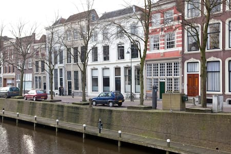 Great historic canal house - Gouda - 獨棟